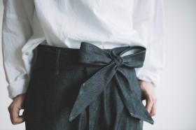 black DENIM Pants 5