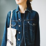 DENIM JACKET (VINTAGE LIKE)