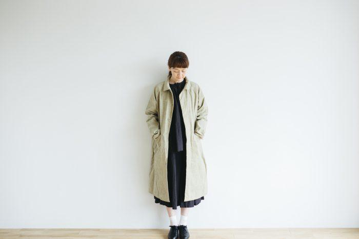 PARAFFIN Favorite Coat Beige 1