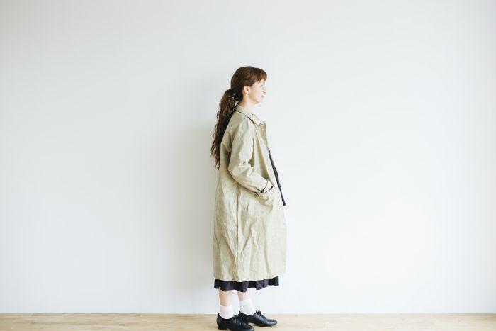 PARAFFIN Favorite Coat Beige 2