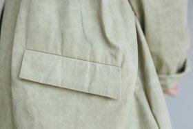 PARAFFIN Favorite Coat Beige 5