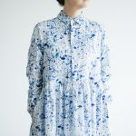 BLUE FAIRY SHIRT DRESS