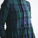 TARTANCHECK SH DRESS