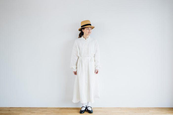 Ecru et pousse 別注  -white- 1