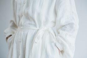 Ecru et pousse 別注  -white- 5