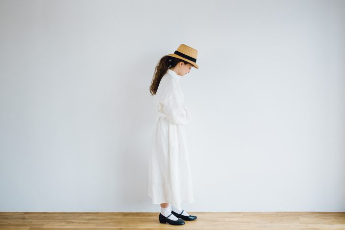 Ecru et pousse 別注  -white- 2