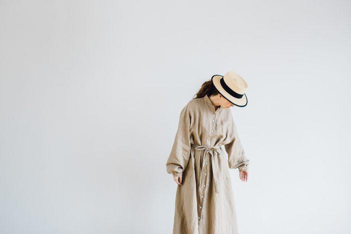 Ecru et pousse 別注  -dark beige- 6