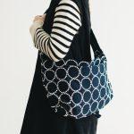 tambourine bag navy