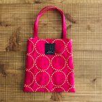 tambourine  bag pink