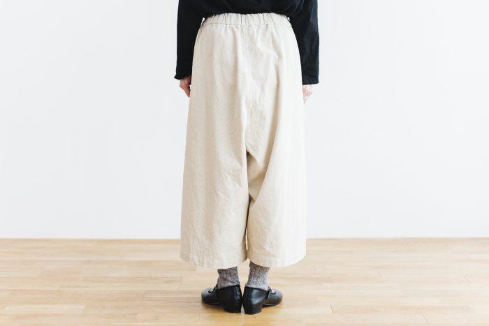 Cotton corduroy Pants  milk 5