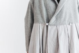 Cache-couer Coat  gray 6