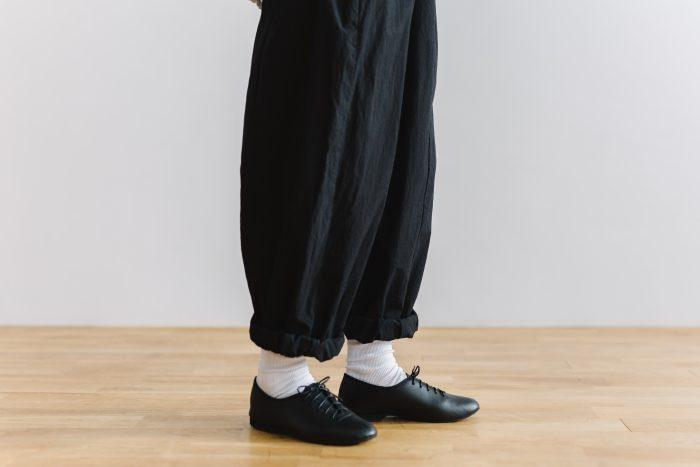 charlie pants  mat black 2