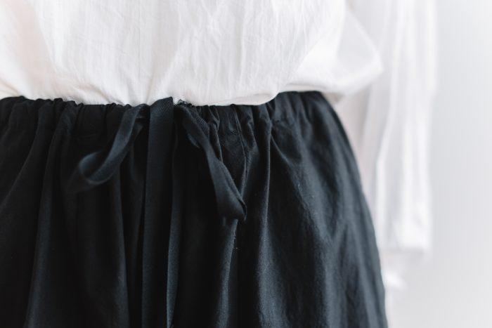 charlie pants  mat black 3