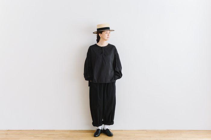 charlie pants  mat black 5