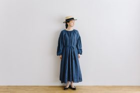 gather church one-piece  DARK VERMEER 1