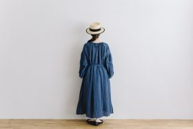 gather church one-piece  DARK VERMEER 3