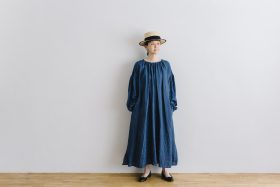 gather church one-piece  DARK VERMEER 4