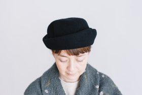 FELT HAT black 4