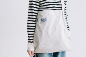 GARMENT DYE NEWS BAG 1
