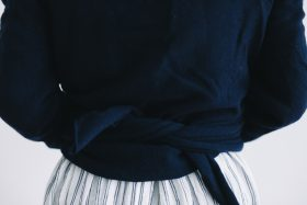 WOOL CASHMERE CACHE COEUR CD 4