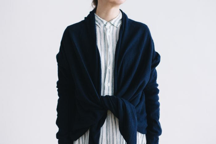 WOOL CASHMERE CACHE COEUR CD 5