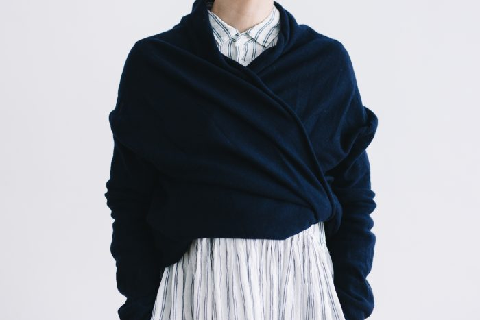 WOOL CASHMERE CACHE COEUR CD 1