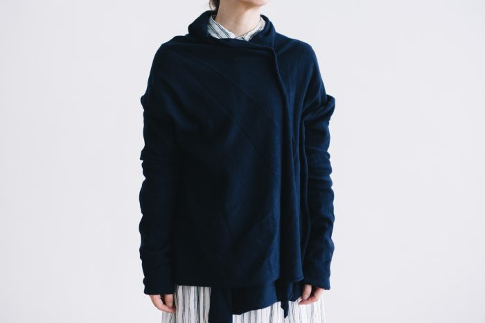 WOOL CASHMERE CACHE COEUR CD 6