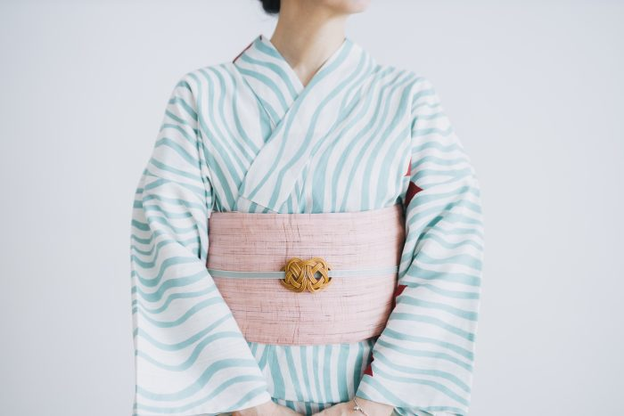 ensemble 籐の帯留め ① 3