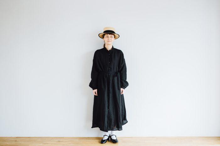 Ecru et pousse 別注  -black- 1