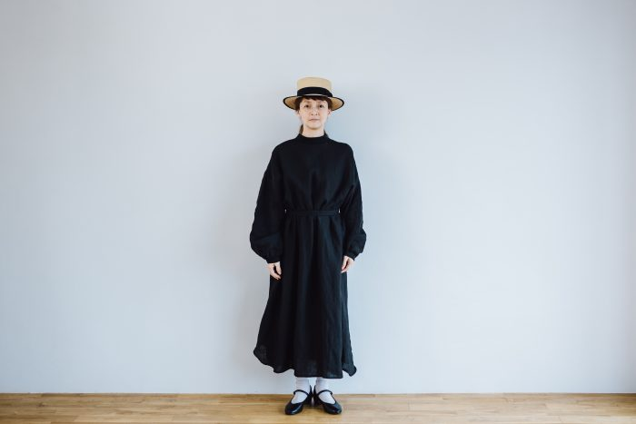 Ecru et pousse 別注  -black- 5