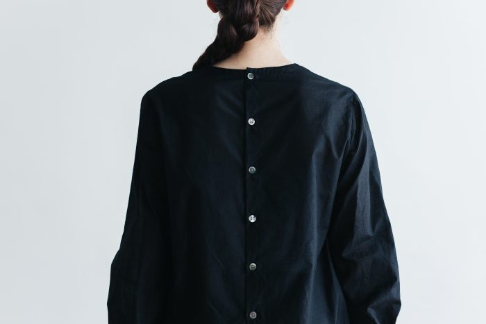 S/C GATHER SLEEVE BLOUSE 2