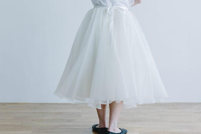 Pannier skirt 3