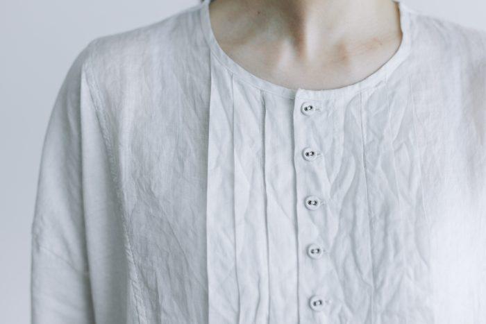 歌声でめざめる ヨークプルシャツ 4