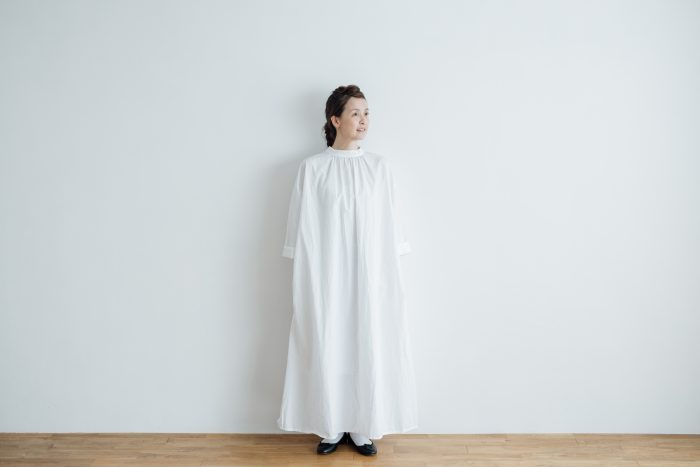 collaboration  one-piece 「eto」 white 2
