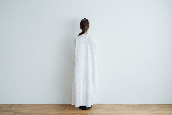 collaboration  one-piece 「eto」 white 4