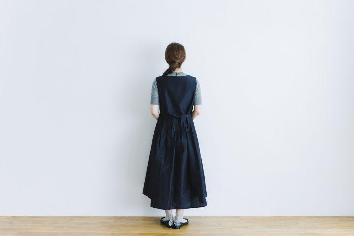 S/R CROSS OVER DRESS 4