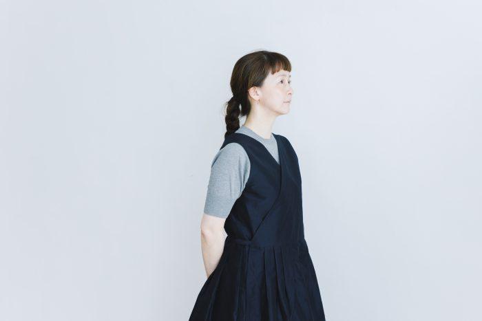 S/R CROSS OVER DRESS 5