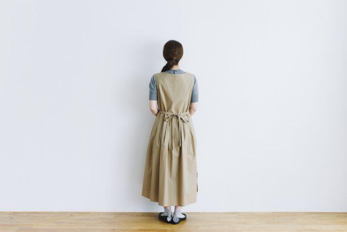 T/C CROSS OVER DRESS 2