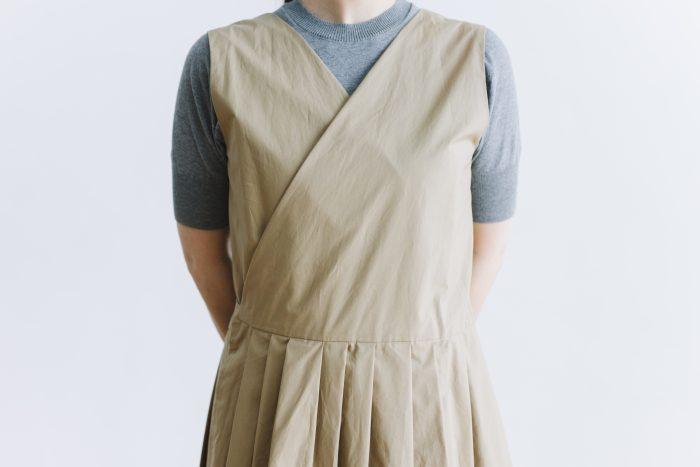 T/C CROSS OVER DRESS 5