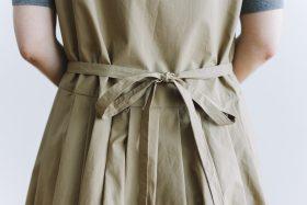 T/C CROSS OVER DRESS 6