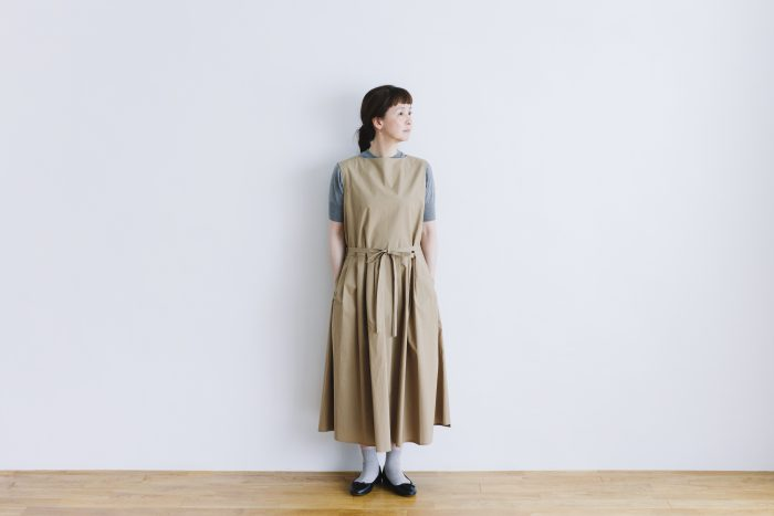 T/C CROSS OVER DRESS 3