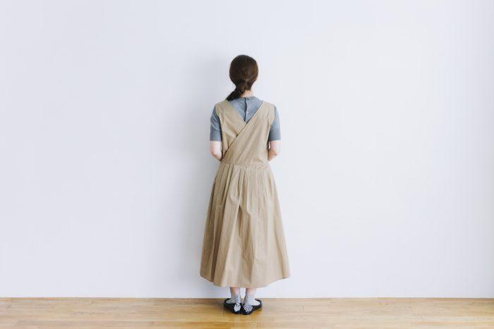 T/C CROSS OVER DRESS 4