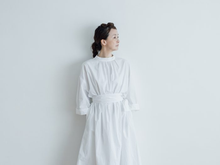 collaboration  one-piece 「eto」 white 5