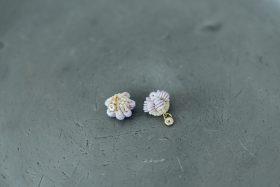lilac+ 小つぶピアス 3