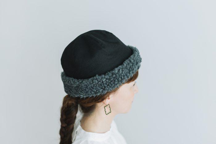 hoodcap black 2