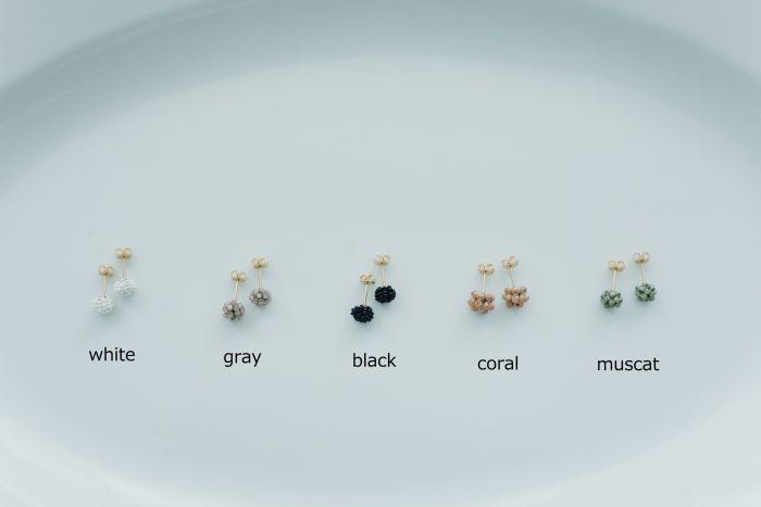 lilac+ 小つぶピアス 5