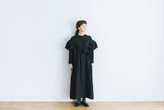 キャピュレットドレス black 1