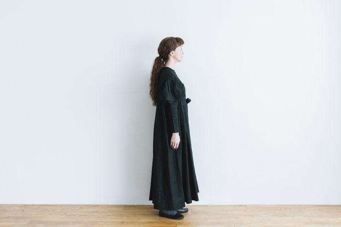キャピュレットドレス black 2