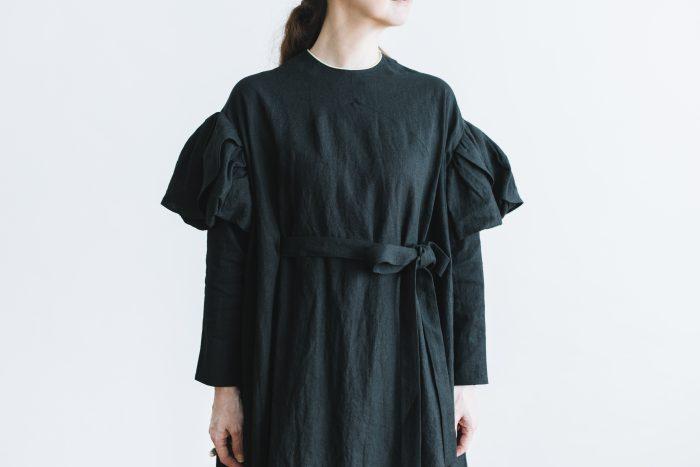 キャピュレットドレス black 4