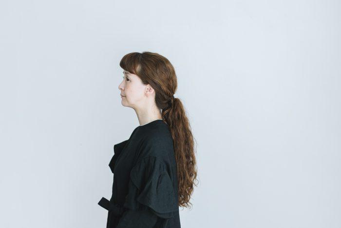 キャピュレットドレス black 6